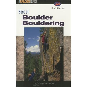 Falcon Guides Bouldering Colorado