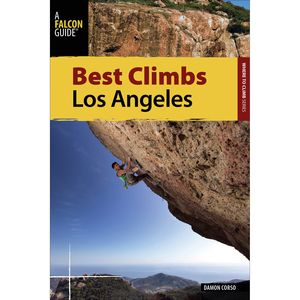Falcon Guides Best Climbs Los Angeles