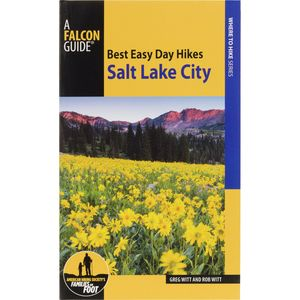Falcon Guides Best Easy Day Hikes: Salt Lake City - 3rd Edition