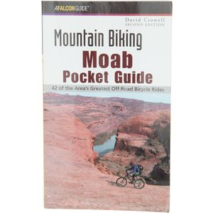Falcon Guides Mountain Biking Moab 2 Pocket Guide Book Online Cheap