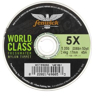 Fenwick World Class Nylon Tippet