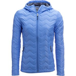 Free Country Quilted Polyfill Hooded Jacket - Women's
