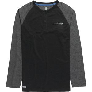 Free Country Crew Henley Shirt - Men's