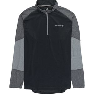Free Country Active 1/4-Zip Long-Sleeve Shirt - Men's