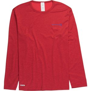 Free Country Reversible Heather Crew Neck - Men's