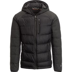 Free Country Mixed-Media Down Jacket - Men's