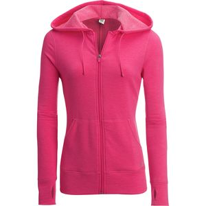 Free Country B-Chill Zip Hoodie with Fleece Lining - Women's