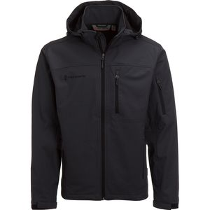 Free Country Super Soft Shell Jacket With Detachable Hood - Men's