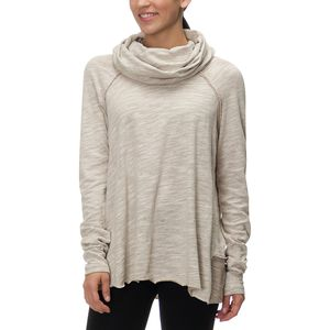 Free People Beach Cotton Cocoon Cowl Pullover - Women's