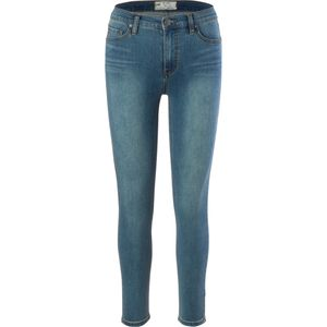 Free People Gummy Hi-Rise Roller Crop Denim Pant - Women's