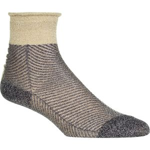 Free People Candice Lurex Boot Sock - Women's