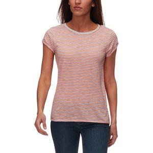 Free People Stripe Clare T-Shirt - Women's