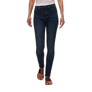 Free People High Rise Long & Lean Pant - Women's
