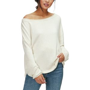 Free People Be Good Terry Pullover Top - Women's