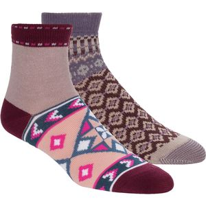 Free People Double Trouble Sock Set - Women's
