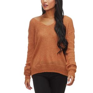 Free People Gossamer V-Neck Sweater - Women's