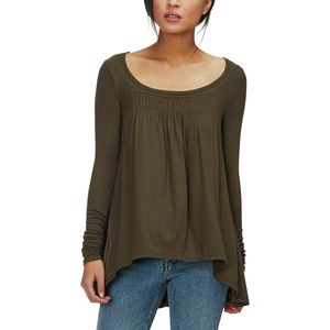Free People Love Valley Long-Sleeve Top - Women's