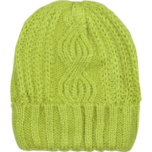 Free People Harlow Cable Knit Beanie - Women's