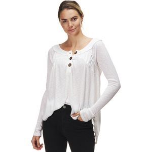 Free People Must Have Henley Shirt - Women's