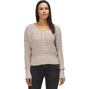 Free People Best Of You V-Neck Sweater - Women's