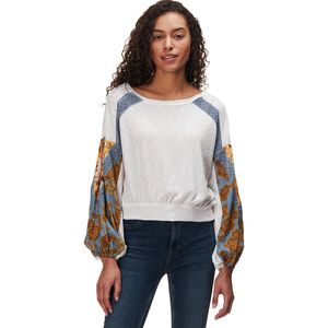 Free People Casual Clash Top - Women's