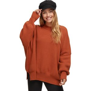 Free People Easy Street Long-Sleeve Top - Women's