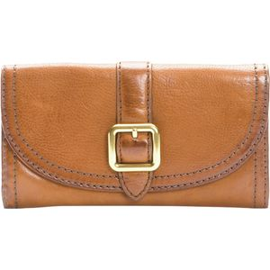 Frye Claude Buckle Wallet - Women's
