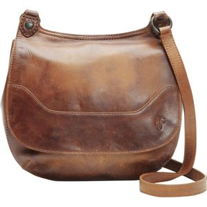 Frye Melissa Saddle Purse - Women's