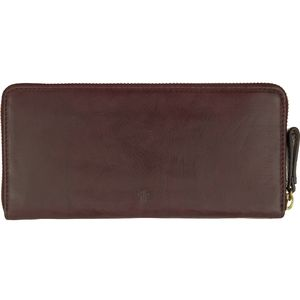 Frye Campus Rivet Zip Wallet - Women's