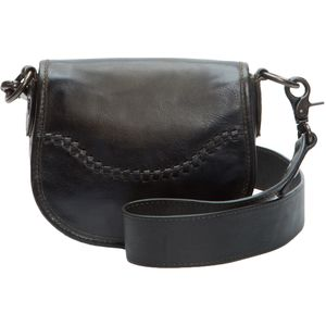 Frye Melissa Whipstitch Saddle Purse - Women's