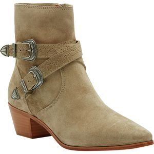 Frye Ellen Buckle Short Boot - Women's