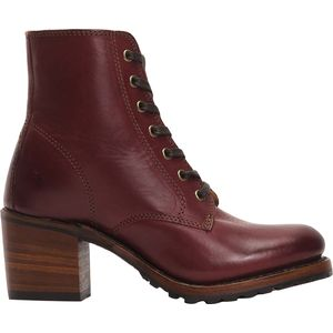 Frye Sabrina 6G Lace Up Boot - Women's