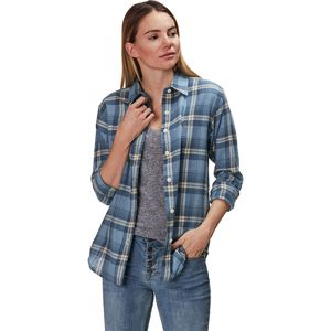 Frye Joni Plaid Top - Women's