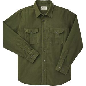 Filson Seattle Moleskin Shirt - Men's
