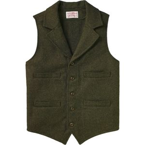 Filson Mackinaw Western Vest - Men's