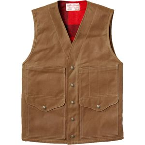 Filson Lined Cruiser Vest - Men's