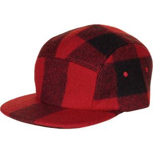 Filson 5-Panel Wool Cap