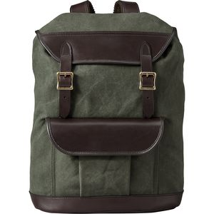 Filson Rugged Canvas Rucksack