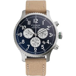 Filson The Mackinaw Field Chrono 43mm Watch