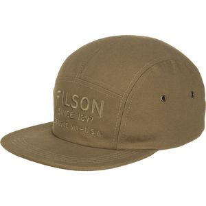 Filson Cotton Canvas 5-Panel Cap