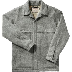 Filson Lined Wool Cape Coat - Men's
