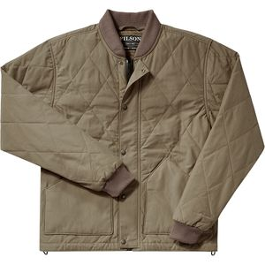 Filson Quilted Pack Jacket - Men's