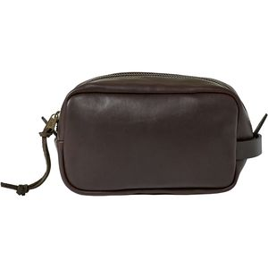 Filson Weatherproof Leather Travel Case