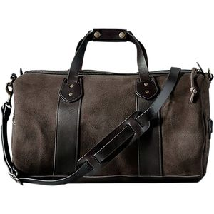 Filson Rugged Suede Duffel Bag