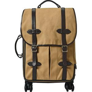 Filson Rolling 4-Wheel Carry-On Bag