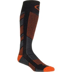Farm To Feet Park City Midweight Chevron Knit Ski Sock - Women's