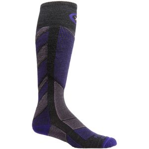 Farm To Feet Park City Midweight Ski Chevron Knit Sock - Women's