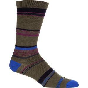 Farm To Feet King Variegated Stripe Sock