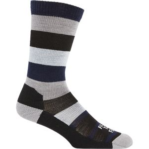 Farm To Feet Rutherford College Wide Stripe Sock - Men's
