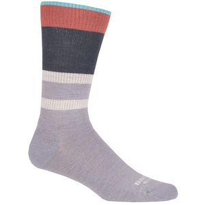 Farm To Feet Petaluma Stripe Crew Sock - Women's